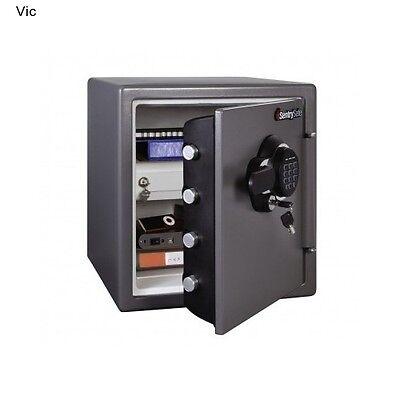 Fireproof Safe Waterproof Electronic Security Combination Storage Box Money Gun