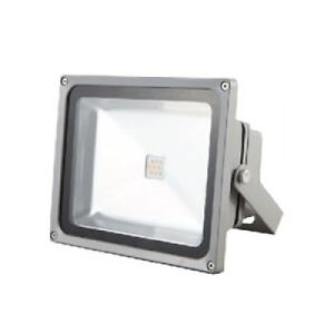 LED FLOOD LIGHT 50W, WITH 1.5M CABLE AND 3 PIN POWER PLUG 5000K