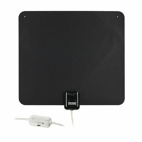 TERK Ultra-Thin, Multi-Directional, Indoor Amplified HDTV An
