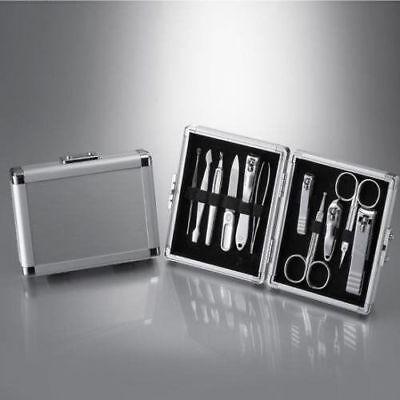 Three Seven 777 Travel Manicure Pedicure Nail Grooming Kit Set TC-16000SVC