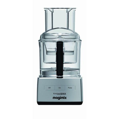 Magimix 5200 food processors ebay for Cuisine 5100 magimix