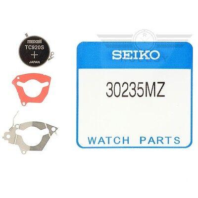 Maxell TC920S SL920 Capacitor Set f/ Seiko Kinetic 5M42 5M43 5M45 5M62 5M63 5M65