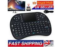 Rii i8 2.4G Wireless Mini Keyboard Multi Air Mouse Touch pad For PC Android TV Box&tv