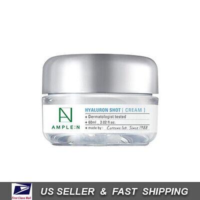 [ AMPLE:N ] Hyaluron Shot Cream 60 ml (2.02 fl.oz)