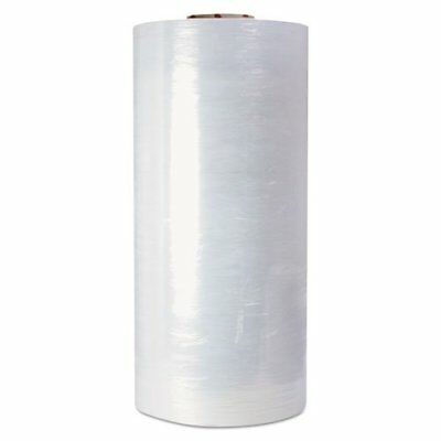 Universal Office Products 64721 Handwrap Film 18 X 1500ft Roll 8 Mic Clear