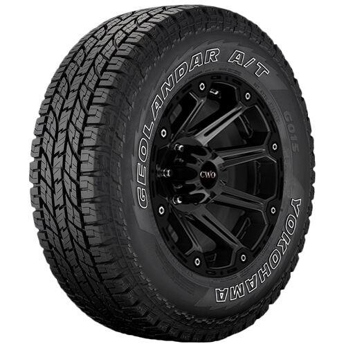 yokohama geolandar at g015 all terrain radial tire p265. Black Bedroom Furniture Sets. Home Design Ideas