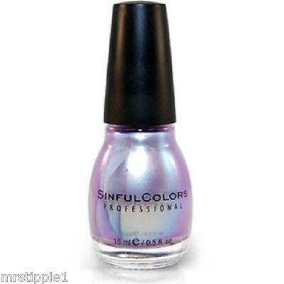 Sinful Colors Nail Polish   Let Me Go  322   Beautiful Duochrome   New