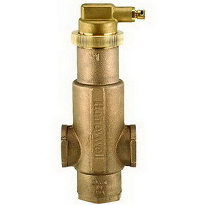 Honeywell Pv100 1 Npt Threaded Supervent Air Eliminator 125 Psi 22 Cv