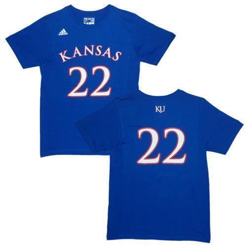 Kansas Jayhawks Jersey  College-NCAA  a66eee49d