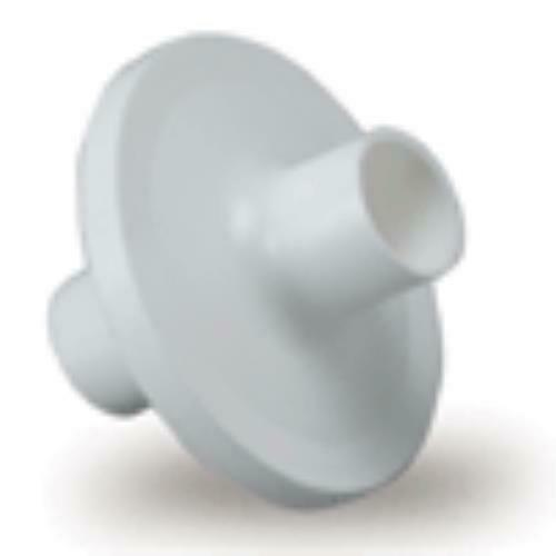 Collins DCII PFT / Spirometer Filters - Box of 100 - Round - Fits for nSpire Hea