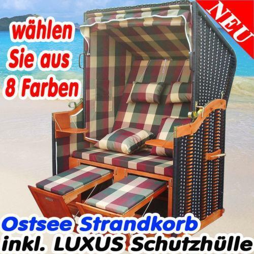 strandkorb sylt ebay. Black Bedroom Furniture Sets. Home Design Ideas