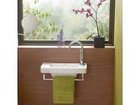 Euro Mono Bathroom Basin