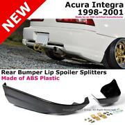 Integra Rear Lip