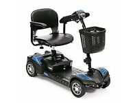 DRIVE SCOUT MOBILITY SCOOTER. BRAND NEW NEVER USED. CAR BOOT FRIENDLY. FULL WARRANTY. POSS DELIVER