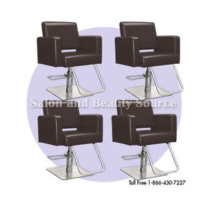 Styling chair beauty salon equipment furniture package for Hairdressing furniture packages