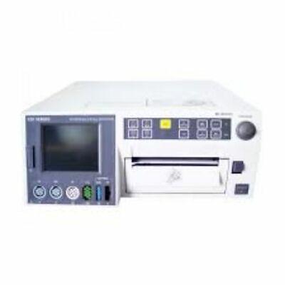 Ge Corometrics 129 Fetal Monitor W. Twins And Maternal Monitoring