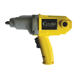 "Electric Impact Gun 1/2"" 850/W 7amps 220FTLBS (Canpro)"