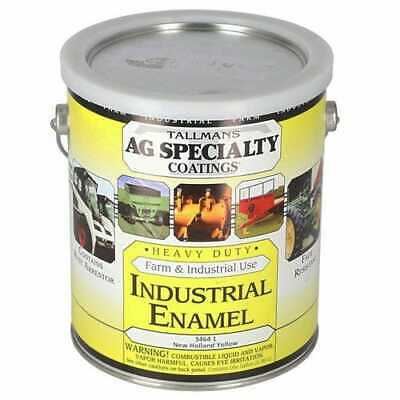 New Holland Yellow Tractor Paint Gallon