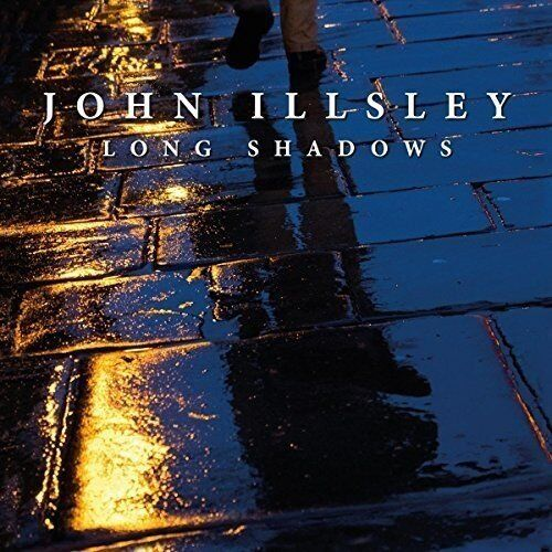 JOHN ILLSLEY 'LONG SHADOWS' CD (2016)