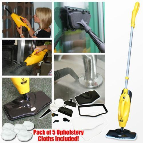 upholstery steam cleaner ebay. Black Bedroom Furniture Sets. Home Design Ideas