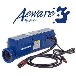 NEW AEWARE 240V HOT TUB HEATER 240V 60Hz 17A SPA HEATER 107886771