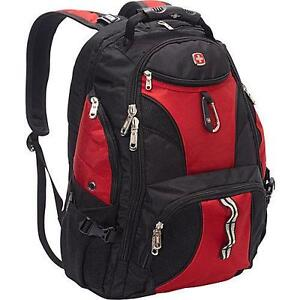 Swiss Gear Backpack Red