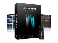 Native Instruments Komplete 11 Select - Brand New / Unregistered - Music Production Software