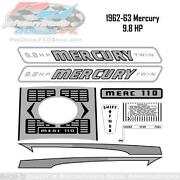 1963 Mercury Outboard