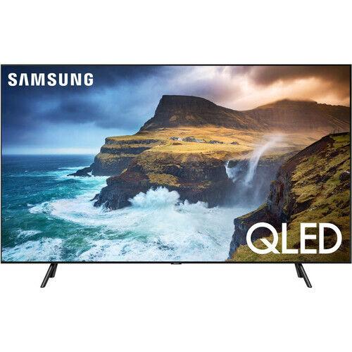Samsung QN55Q70RAF Flat 55'' QLED 4K Q70 Series (2019) - QN55Q70RAFXZA