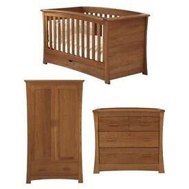Pristine Condition Mamas and Papas Ocean Nursery Furniture