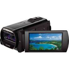 Sony HDR-TD30VE HD 3D Handycam Camcorder (Black) Morley Bayswater Area Preview