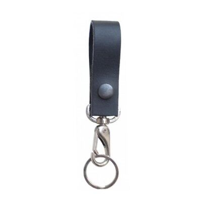 Leather Key Holder Ballistic Duty Gear Policesecurity 4353