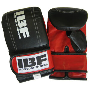 I.B.F boxing bag gloves Perfect condition, Never used