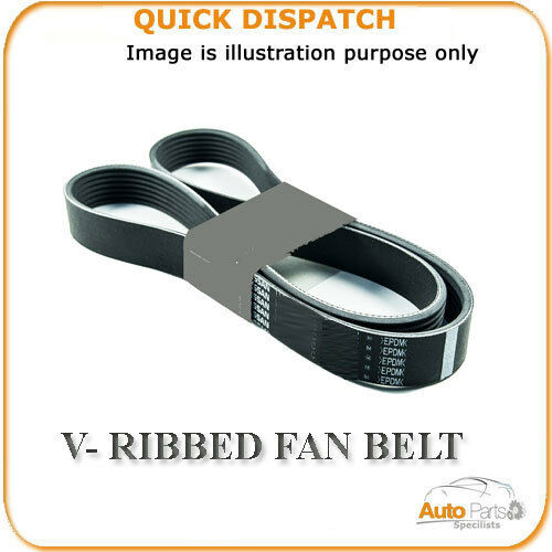 3PK0650 V-RIBBED FAN BELT FOR FORD ESCORT 1.8 1988-1992