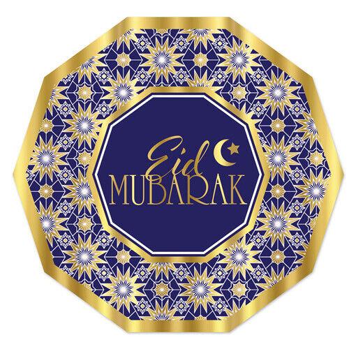 Ramadan Decagon Plates