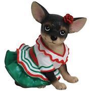 Chihuahua Statue