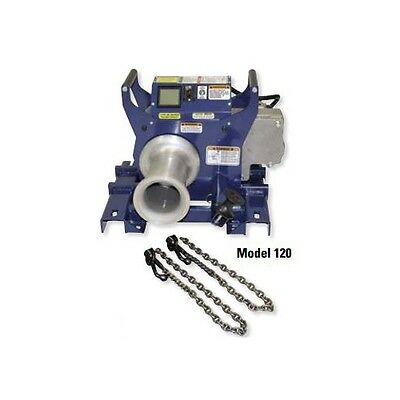 Current Tool 120 2-speed Cable Puller W Chain Mount 10000 Rated New
