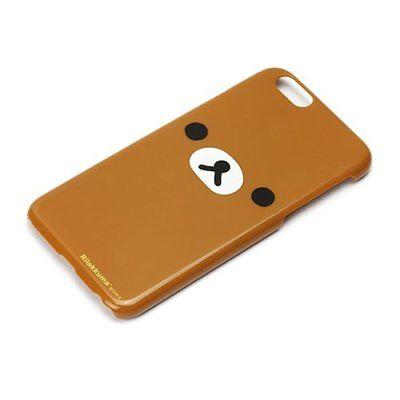 PGA San-X iPhone 6 Plus Polycarbonate Case Rilakkuma Face from Japan Japan new.