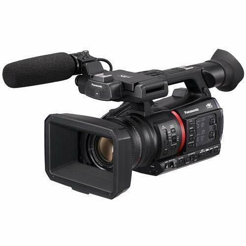 Panasonic AG-CX350 4K Handheld Camcorder