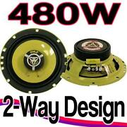 165mm Speakers