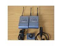 Sony UWP-C1 Radio Microphone Kit