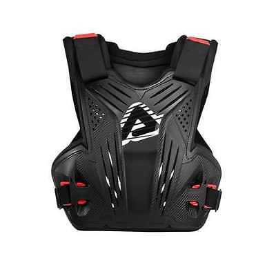Acerbis impact roost chest protector body armour black one size