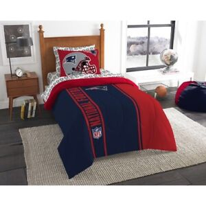 New England Patriots Twin Bedding