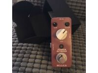 NEW MOOER TENDER OCTAVE ,EHX ELECTRO HARMONIX POG CLONE POLY OCTAVER GUITAR BASS PEDAL,NEW IN BOX