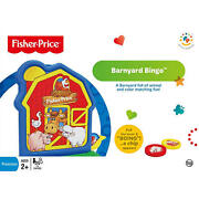 Fisher Price Barnyard Bingo