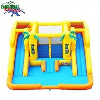 **$120/12hrs** Water Park Bounce House Rental**Free Delivery**