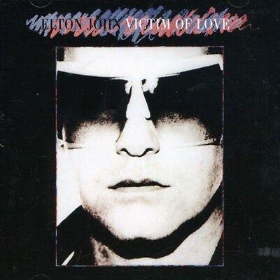 Elton John   Victim Of Love  New Cd  Uk   Import