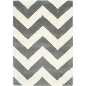 Grey Chevron Rugs