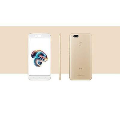 "Xiaomi MI A1 (64GB, 4GB RAM) with Android One & Dual Cameras, 5.5"" Dual SIM Unlo"