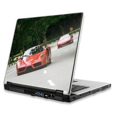 Notebook Skin Auto (Pellicola Adesiva per Notebook 250 x 375 mm Auto da corsa)